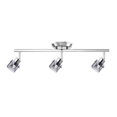 Ulextra TK316 3 - 3 Headed Chrome Track - 1650224 N