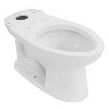 Toto C744EF10 01 White - Drake Elongated Bowl - Two Piece Toilet