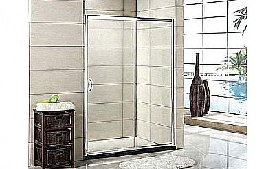 "CT6221 - Single Pivot Doors -  41 1/2"" - 42 1/2"""