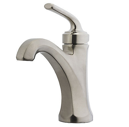 Pfister GT42- DE0K Brushed Nickel - Single Handle Lav Faucet - 1205276 N