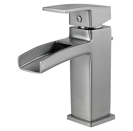 Pfister LG42-DF0K Brushed Nickel  - Single Handle Lav Faucet