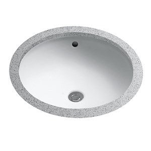 Toto LT193G 01 White - Lav Sink - Undermount - 1198869 N