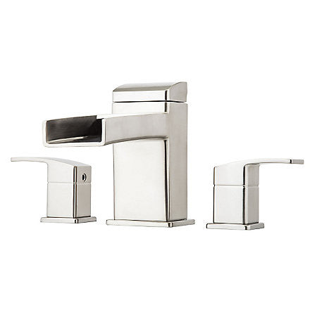 Pfister RT6-5DFK Brushed Nickel - Roman Tub Filler