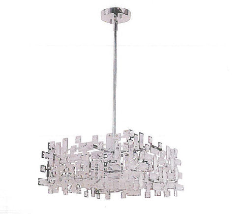 Avista A3358 7 - 8 Light Chrome Multi Pendant - 1206536 N