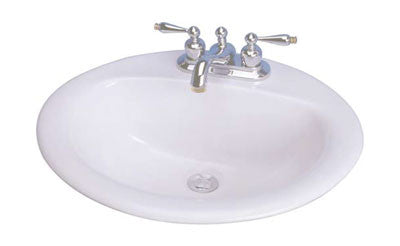 Teago V21290 - Single Hole - Top Mount Sink