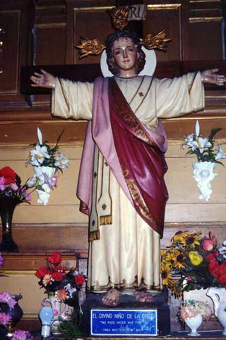 Child Jesus of Pinchincha
