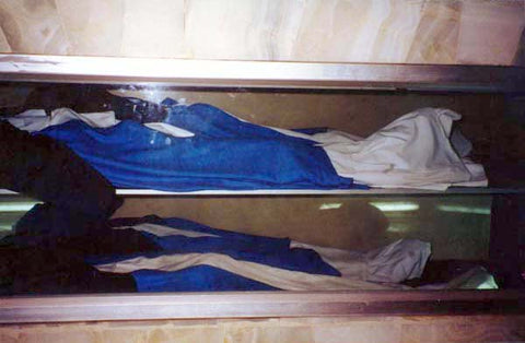 Incorrupt bodies of Mother Marianna et al