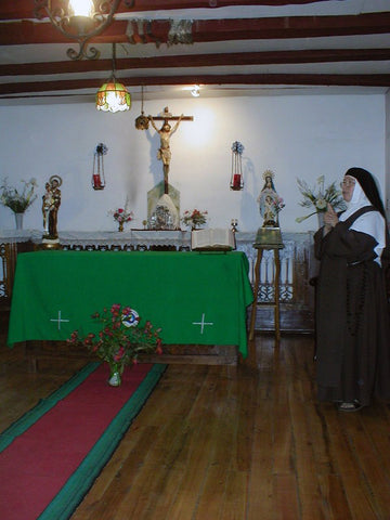 Receiving Room of St. Mariana