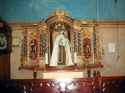Lady of Loretto St. Mariana's Devotion