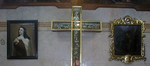 Cross of St. Mariana