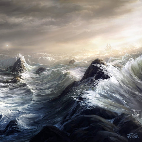 Sermon: Calming of the Stormy Sea | Apostolate of Our Lady
