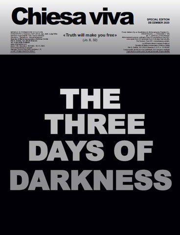 Three Days of Darkness Booklet