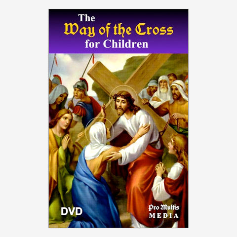 The Way of the Cross for Children (DVD)