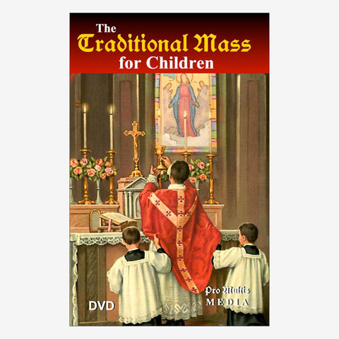 The Traditional Mass for Children (DVD)