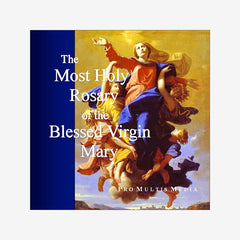 Most Holy Rosary Recited in English (CD)