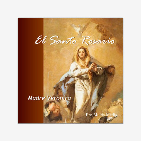 Most Holy Rosary  Recited in Spanish (CD)