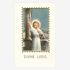 Divine Light  A Children's Prayer Booklet