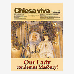 Our Lady Condemns Masonry - English