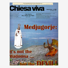 Medjugorje, it's not the Madonna but the DEVIL!