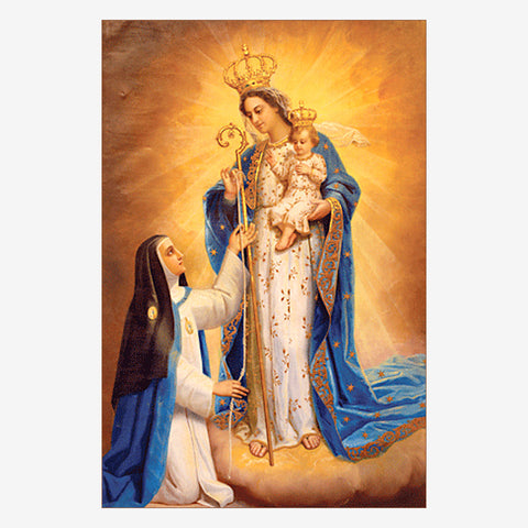 A Prayer to Mary