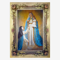 Apparition of OLOGS to Mother Mariana
