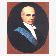 President and Martyr Gabriel Garcia Morena of Quito Ecuador