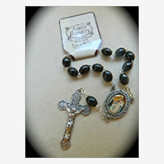 Auto Rosary of OLOGS - Black Beads