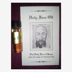 Holy Face Oil