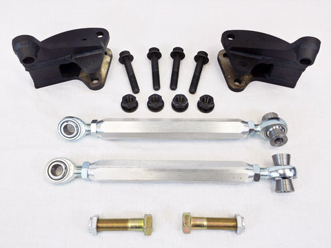 ETS Nissan GTR Drag Suspension Components