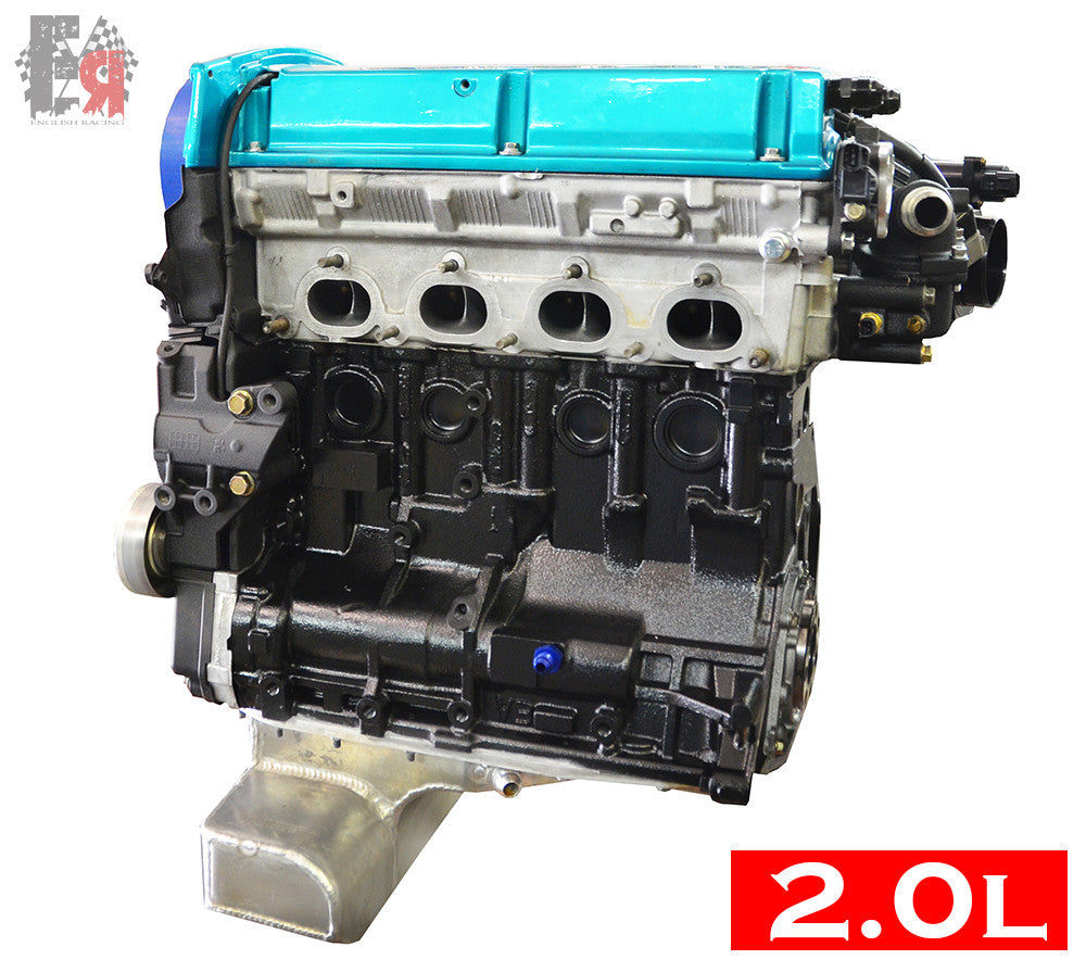 2.0L - English Racing Evo 8/9 Crate Motor DRAG SPEC