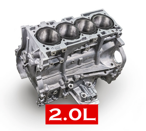 English Racing Evolution X - 2.0L DRAG - Short Block