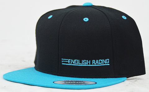 English Racing Yupoong Snapback Cap