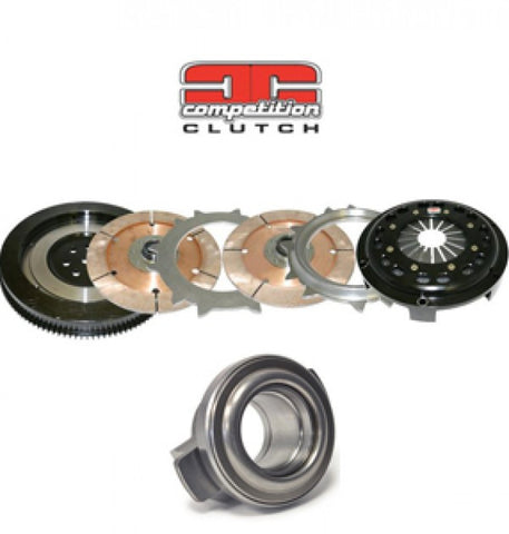 Competition Clutch Evo X Street Twin Disk Clutch Assembly With Pull-To-Push TOB Conversion