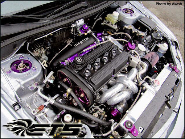 ETS Mitsubishi Evolution 8 & Evolution 9 Turbo Kit