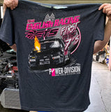 ER 1st to the 7's Evo X T-shirt!