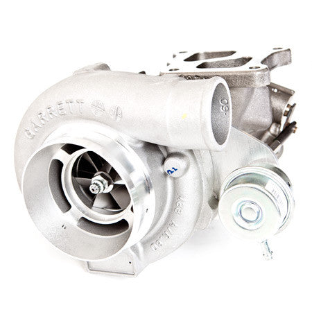"ATP - Garrett Twin-scroll GTX3582R Turbo Kit - Internally Gated - 4"" Inlet  - EVO X"
