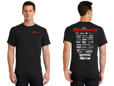 English Racing Mens Shirt in Black