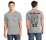 English Racing Mens Shirt in Grey