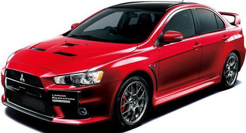 English Racing E-Tuning Service - Evo X