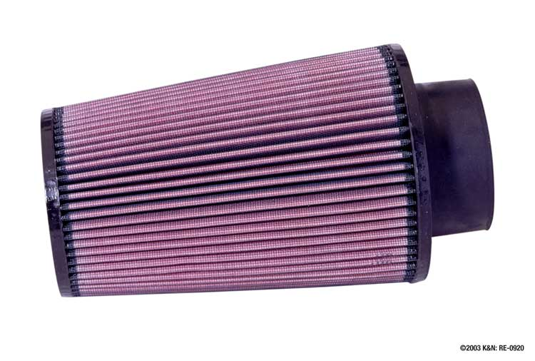K&N - Universal Clamp-On Air Filter