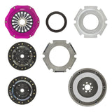 Exedy Hyper Twin Organic Clutch Sprung Disc EVO X   NEW!!!