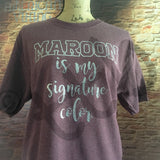 Signature Color Tee