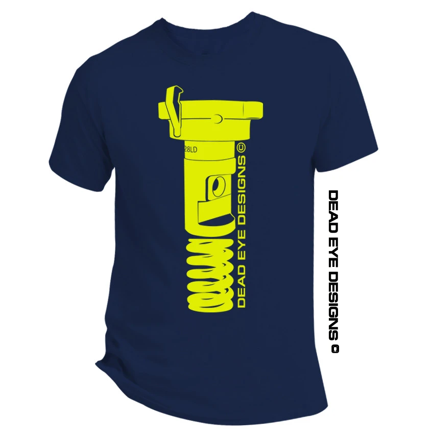 DED Custom Benelli Bolt Short Sleeve T-Shirt