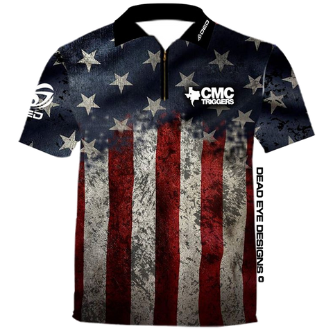 DED Technical Shirt Shot Show: CMC America