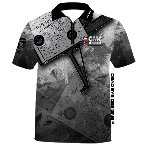 DED Technical Shirt Shot Show: CMC Gray