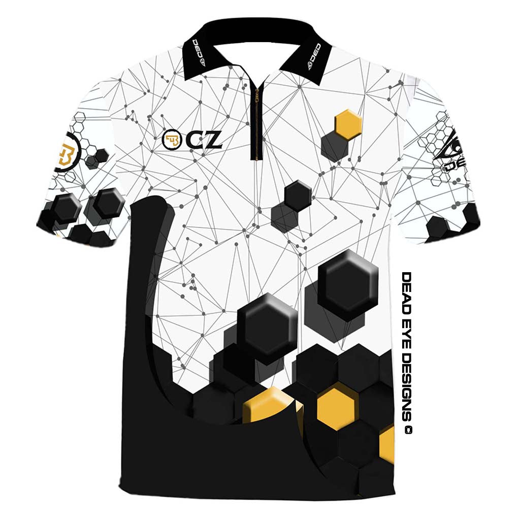DED Technical Shirt: CZ Shooting