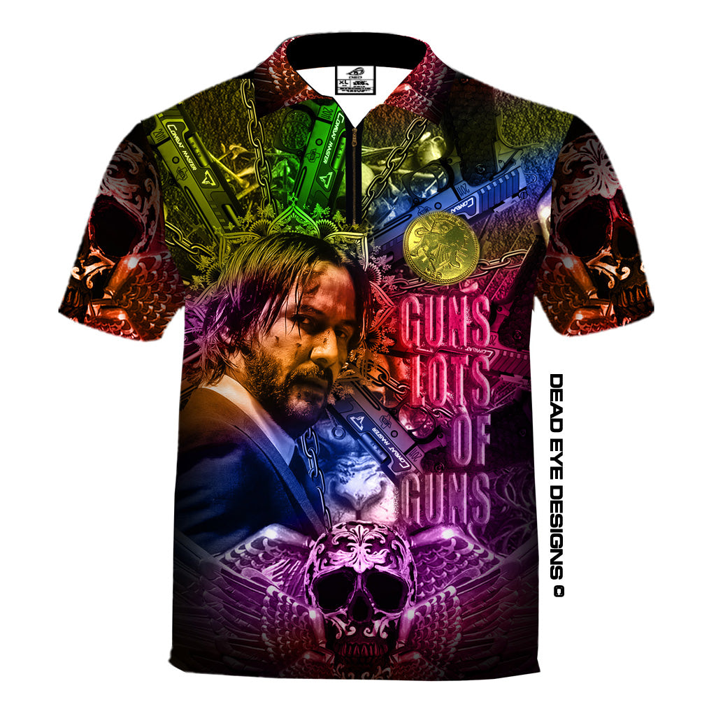 DED Technical Shirt for Eemann Tech: John Wick 3