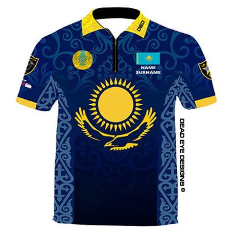 DED Technical Shirt for Eemann Tech: Team Kazakhstan