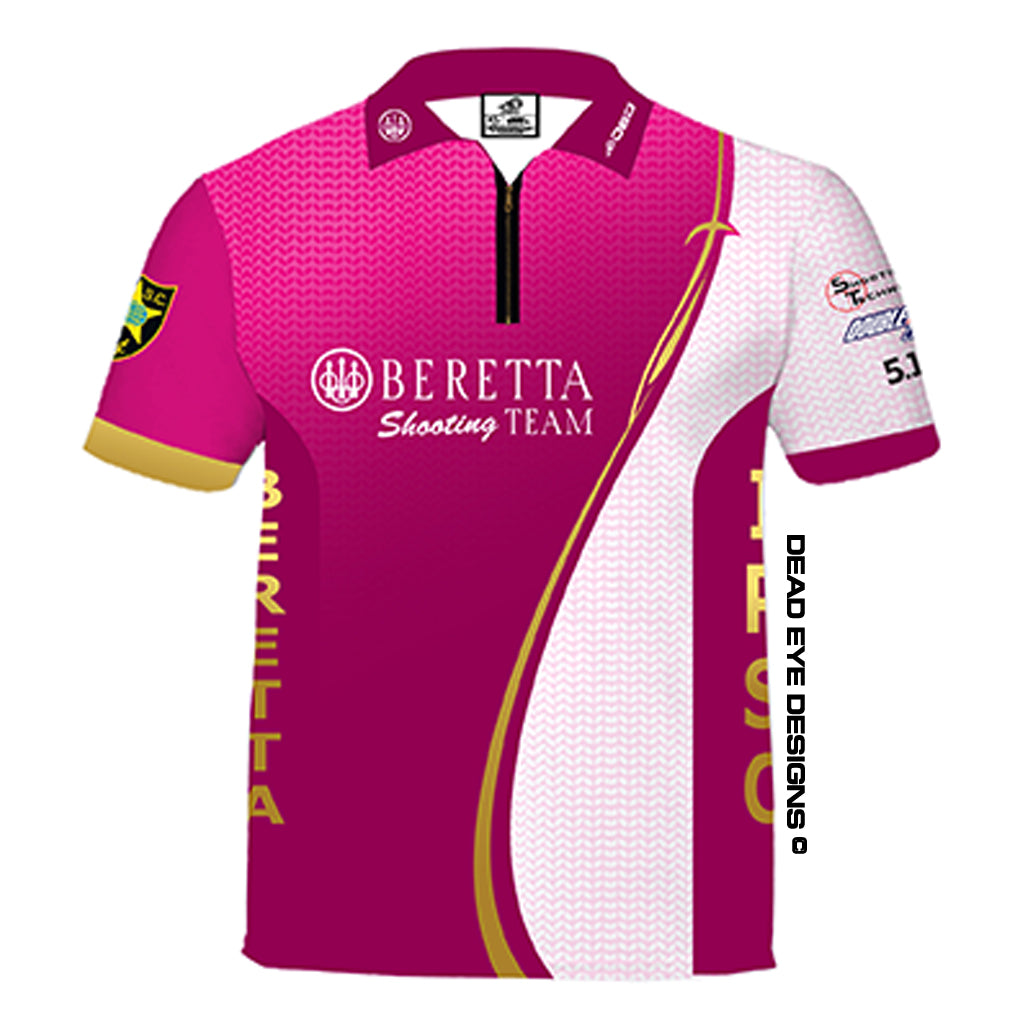 DED Technical Shirt for Eemann Tech: Violetta BG