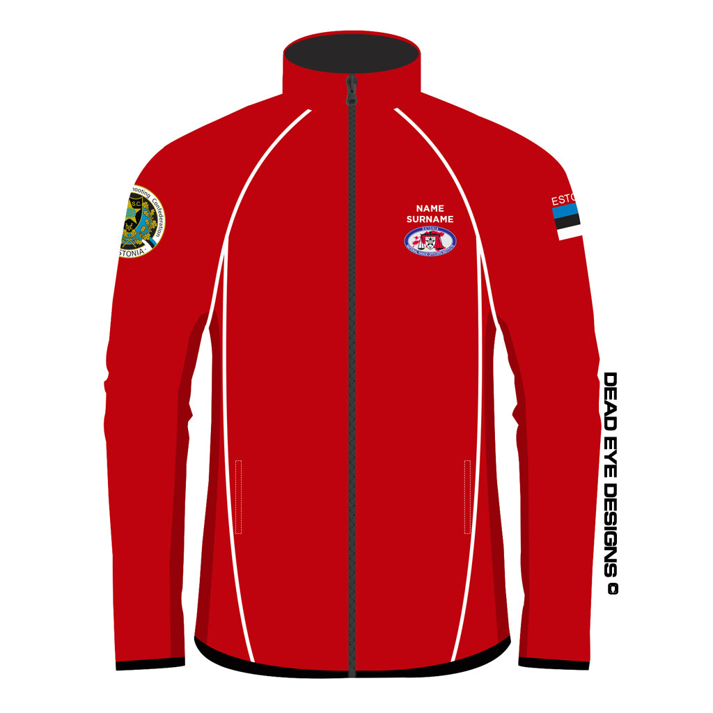 DED Technical Shirt for Eemann Tech: Estonian NROI Jacket